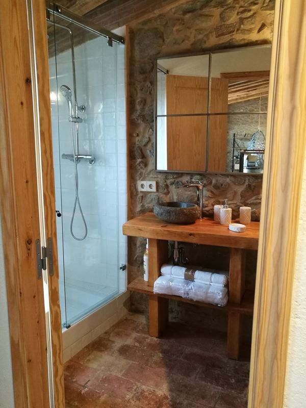 Bany / Bathroom at house for rent
